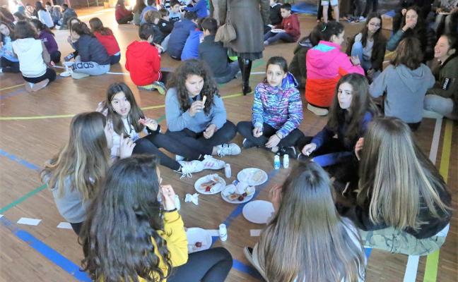 Los desayunos preocupan en Llanera