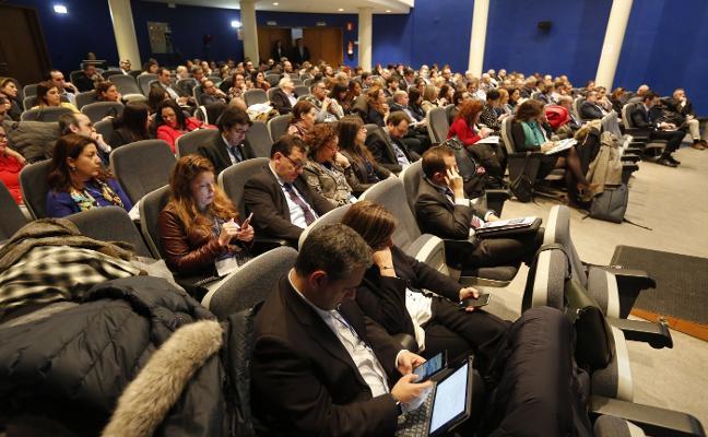 Los colegios de abogados afrontan en Gijón el reto de reforzar su ciberseguridad