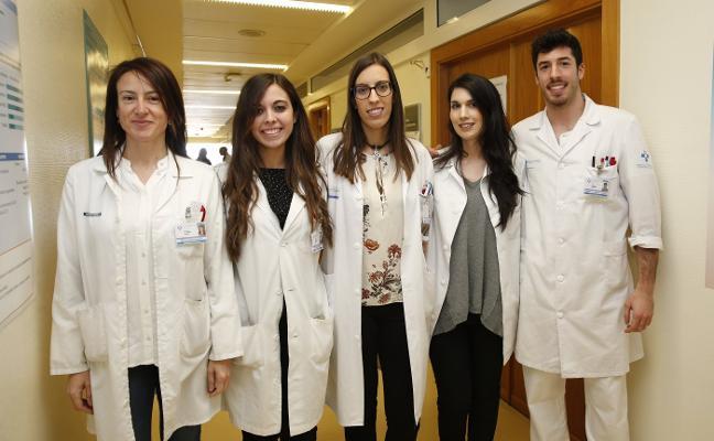 La ecografía abdominal logra detectar aneurismas, dice un estudio gijonés
