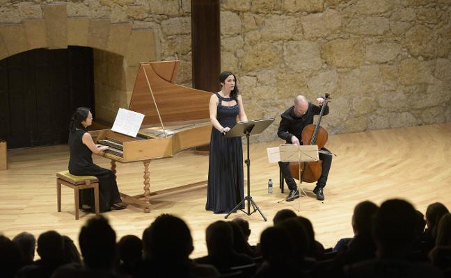 Tres maestros italianos para la primavera barroca