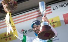 Pantano se lleva la quinta etapa y Valverde mantiene el liderato