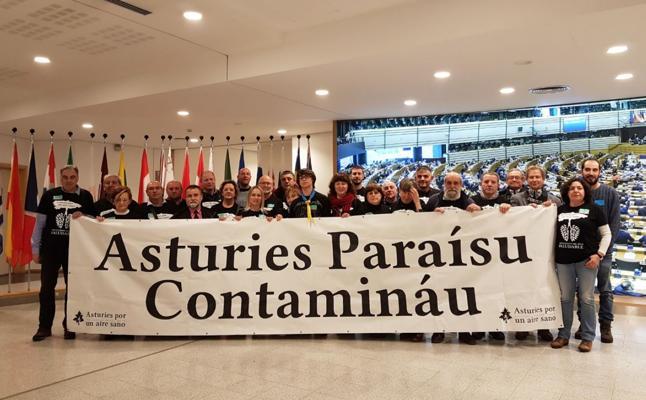 La Comisión Europea accede a investigar los altos niveles de contaminación en Asturias