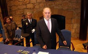De Lorenzo deja la Delegación de Gobierno al cumplir 75 años, «buena edad para la jubilación»