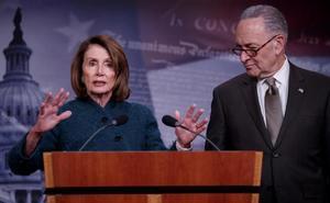 El Senado de EE UU aprueba la financiación del Gobierno hasta septiembre
