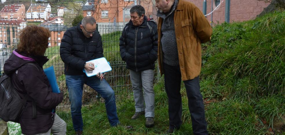 Un experto atribuye las grietas de los pisos de Claudio Zardaín a la inestabilidad del terreno