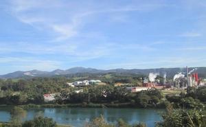 La coordinadora Ecologista de Asturias denuncia que el emisario de Ence lleva semanas atascado
