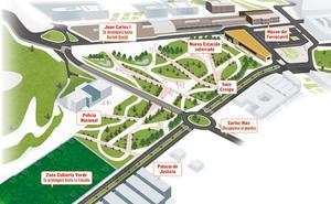 Gijón al Norte cierra el convenio para invertir 813 millones en el plan de vías hasta 2024