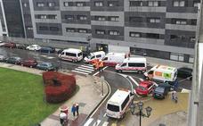 Los ancianos desalojados en Oviedo serán reubicados en las residencias Santa Teresa, El Cristo y en Pola de Siero