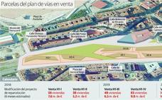 La oposición, salvo el PSOE, aprueba la rebaja del precio de las parcelas del 'solarón'