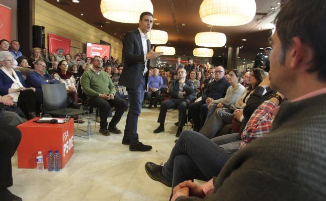 Cargos críticos del PSOE en Asturias se desmarcan de una candidatura alternativa a las primarias