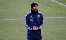 Messi confirma que su idea es jugar ante España