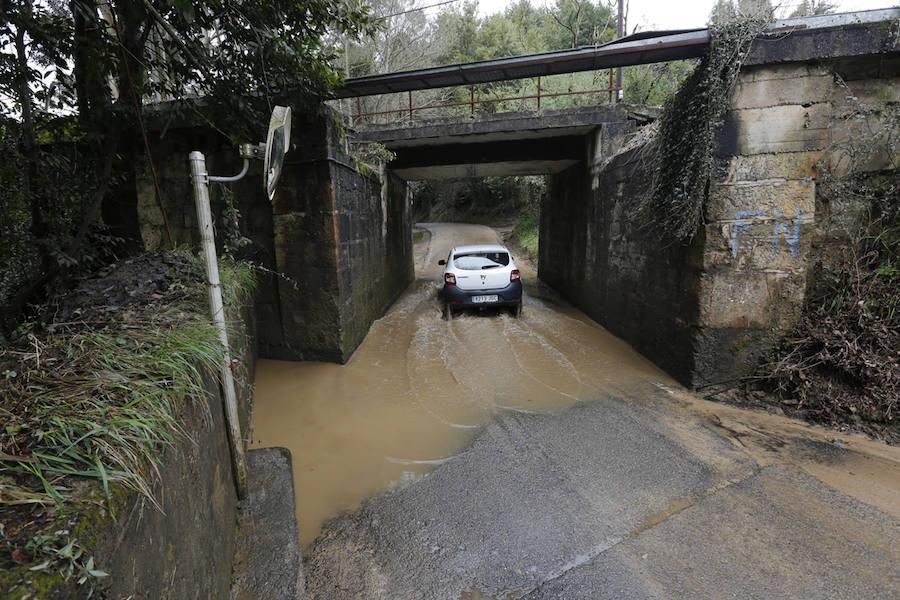 Fontaciera recupera la normalidad tras las inundaciones