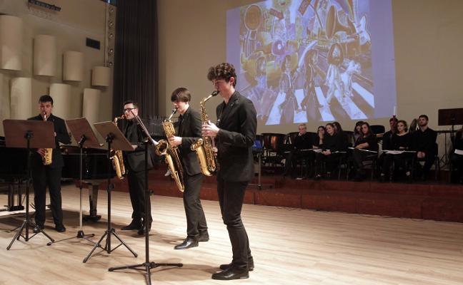 Jornadas en el Conservatorio