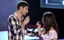 Una joven da una emotiva sorpresa a Melendi 'La Voz Kids'