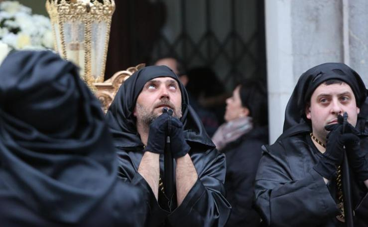 La procesión del Encuentro, suspendida