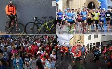 EL COMERCIO pone en marcha Carreras en Asturias, la nueva web para amantes del running y de los desafíos BTT
