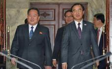 Los líderes de las dos Coreas se reunirán el próximo 27 de abril