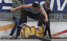 Los mejores skaters del país regresan a Avilés por las fiestas de El Bollo