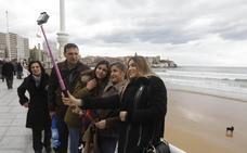 Asturias se afianza como destino turístico en Semana Santa a pesar del temporal