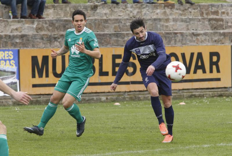 Marino 0 - 1 Oviedo B, en imágenes