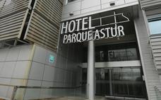 Una empresa avilesina del sector hotelero negocia la compra del Hotel Parque Astur