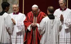 Semana Santa   La homilía del Viernes Santo pesidida por el Papa pide a los jóvenes «ir a contracorriente»