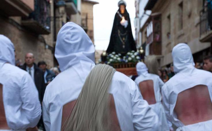 Las sorprendentes imágenes que deja la Semana Santa
