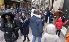Tiempo en Asturias | Sábado Santo en alerta por oleaje y nevadas