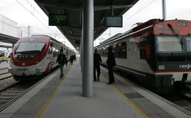 El tren a León viaja con el 91,8% de plazas vacías y precisa 2,2 millones al año de subvención