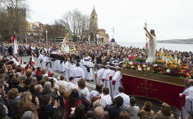 Semana Santa | Una multitud en la Resurrección