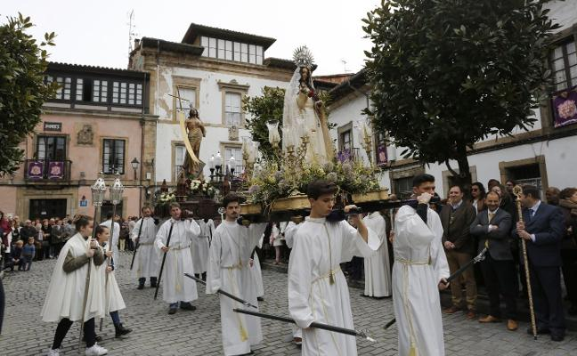 El Papa bendice a la cofradía de Villaviciosa en su 350 aniversario