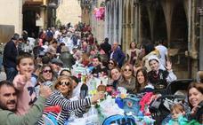 Más de 18.000 comensales celebran el éxito de la Comida en la Calle en Avilés