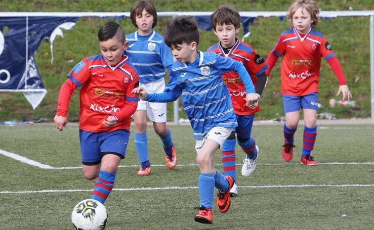 El fútbol reina en la capital de mano de la Oviedo Cup