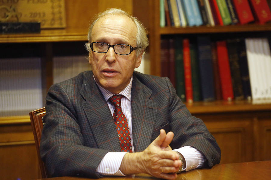 Luis Fernández-Vega, nuevo presidente de la Fundación Princesa de Asturias