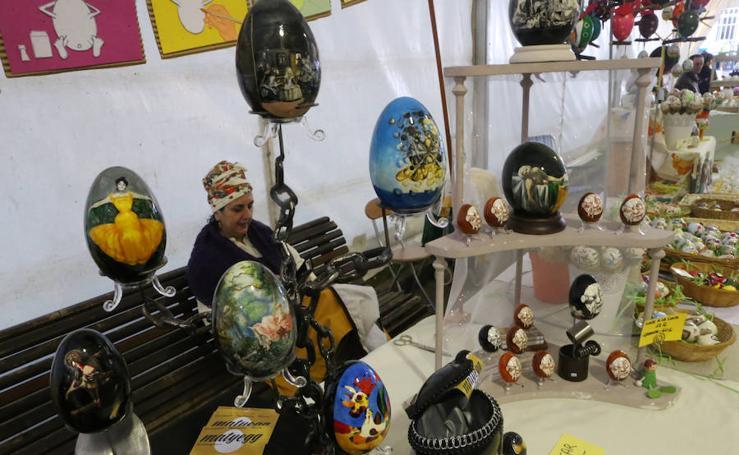 Siero celebra los Güevos Pintos