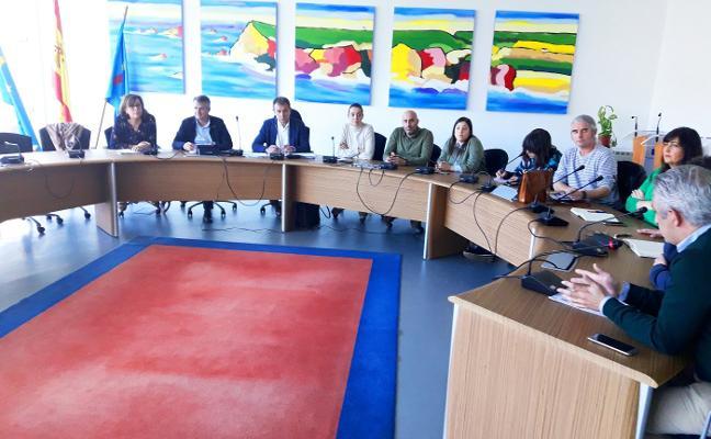 El alcalde de Gozón acusa a Carreño de quedarse con dinero de la mancomunidad