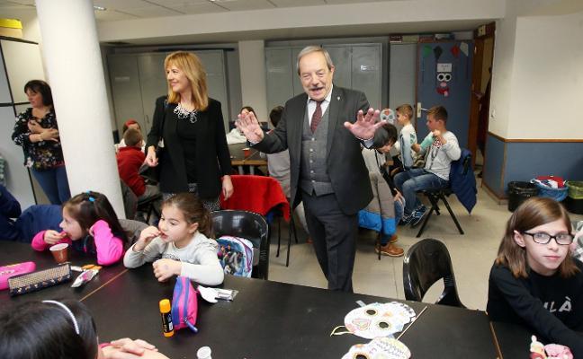 Los centros sociales ofrecerán talleres para niños los puentes