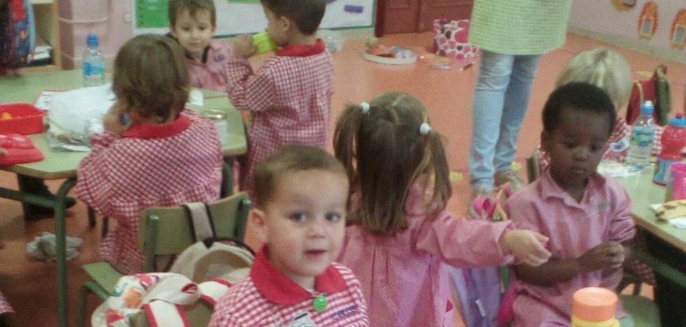 1.900 plazas para alumnos de tres años