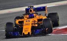 Alonso: «No estoy preocupado, la carrera es mañana»