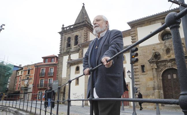 José Antonio García Santaclara, el infatigable misionero de Siloé
