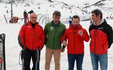 Las estaciones de esquí crecen un 52% en un año y llegan a 122.000 usuarios