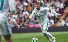 Ramos: «Que no se haga pasillo no quiere decir que no se les respete»
