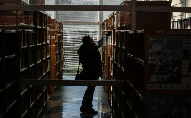 Crecen los préstamos en bibliotecas