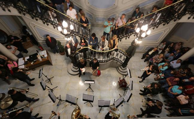 Un concierto abre hoy la Semana Cultural del Conservatorio