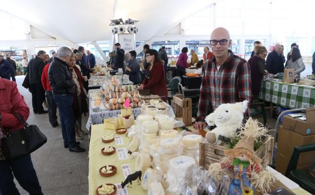 Siero se convierte en la capital del queso asturiano