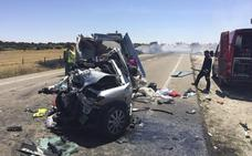 256 muertos en las carreteras en el primer trimestre del año, cuatro más que en 2017