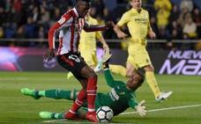 El Athletic gana con solvencia a un desconcertado Villarreal