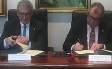 La Universidad ampliará su oferta de cursos en Valdés durante el próximo lustro