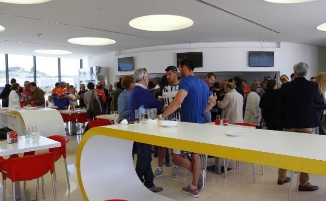 El Niemeyer vuelve a sacar a concurso la cafetería con una rebaja de 5.000 euros