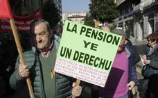 Sindicatos asturianos llaman a la movilización por unas «pensiones dignas»